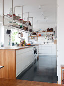Cool Functional Kitchen