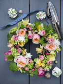 Splendid Spring Wreath