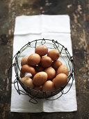 A Basket Full of Eggs