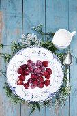 Sweet Summer Duo - Strawberry & Rhubarb