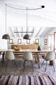 Spanish Finca with a Nordic Touch