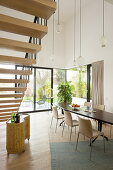 Modern Cube House