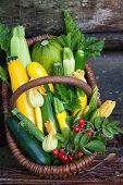 Succulent Zucchini