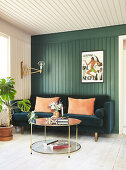 Modern & Colorful Summerhouse