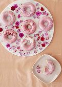 Floral Festive Foods