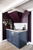 Kitchen in Colors