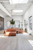 Cool NYC Loft with Scandinavian Style