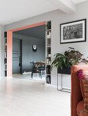 Living & Dining room transformation