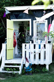 3 Playhouses for the Youngest