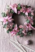 Flowery Christmas