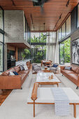 The Bali River House