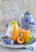 Sweet & Savory Apricots