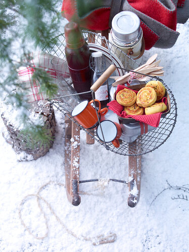 Winter Picnic - 11218492