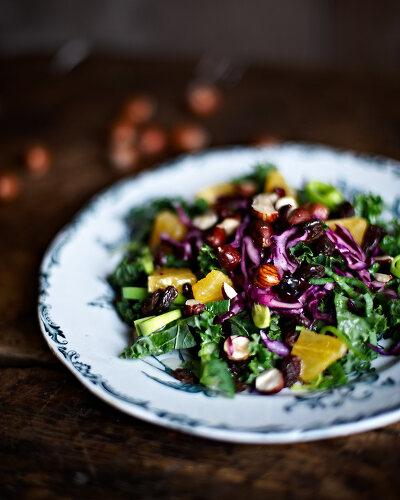 Winter Salads - 11272613