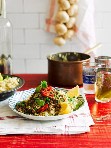 New Ways with Mince