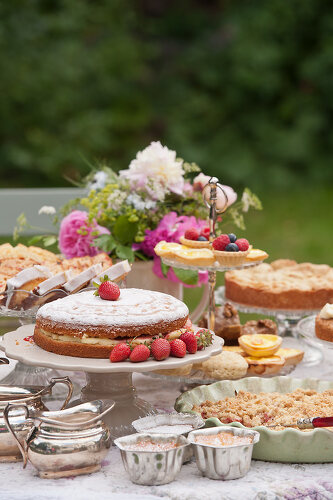 Tea and Cake - 12367862