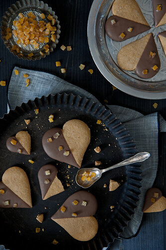 German Gingerbread Treats