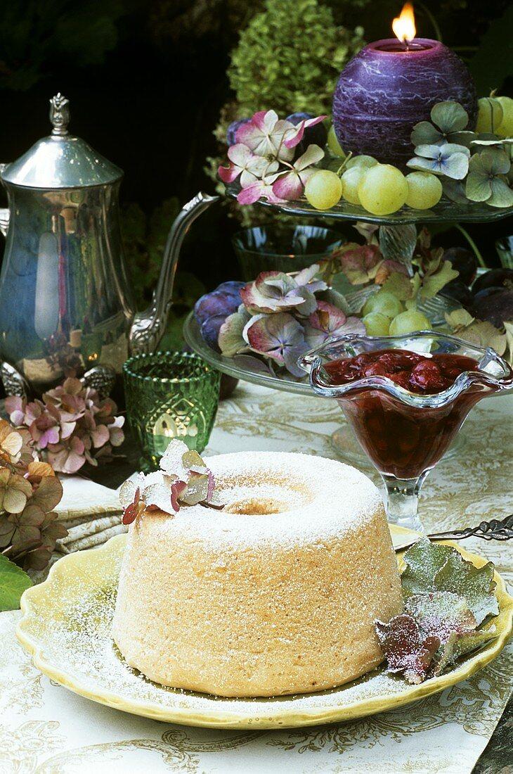 Grosser Hans (Cake speciality, Schleswig-Holstein, Germany)