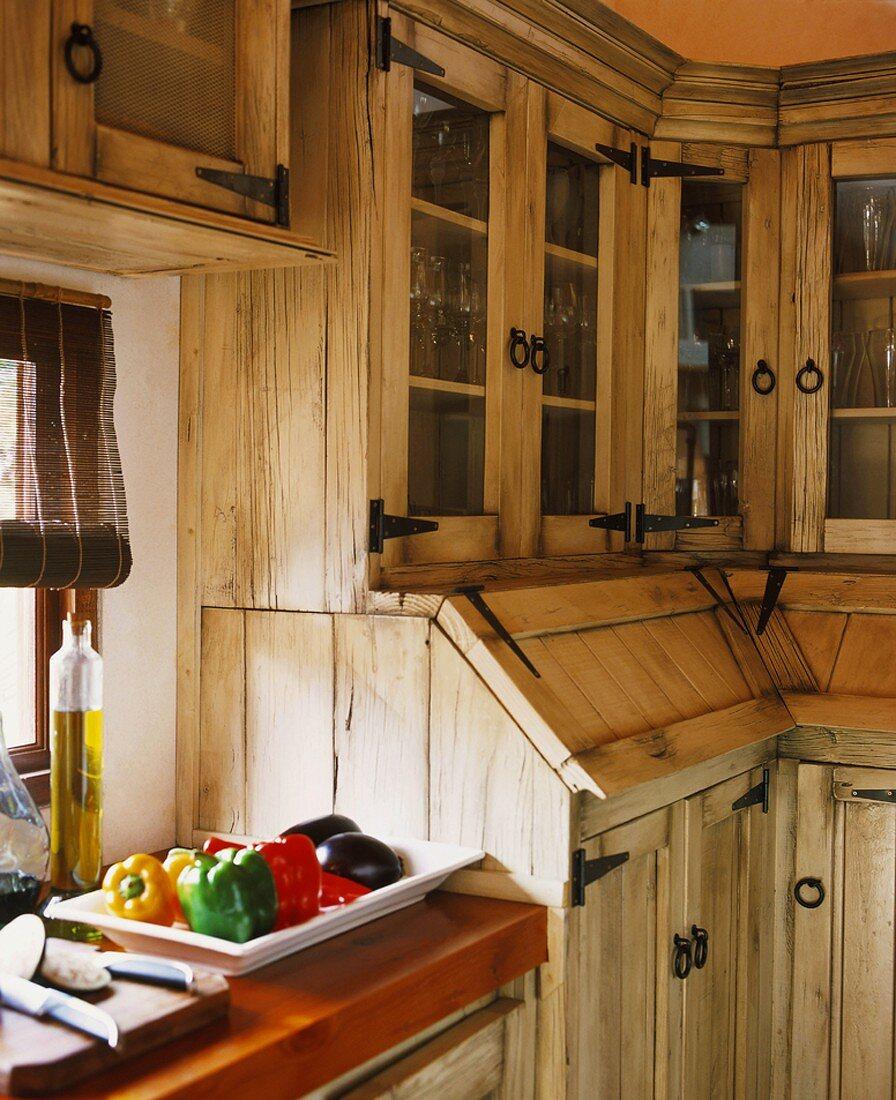 Kitchen (detail)
