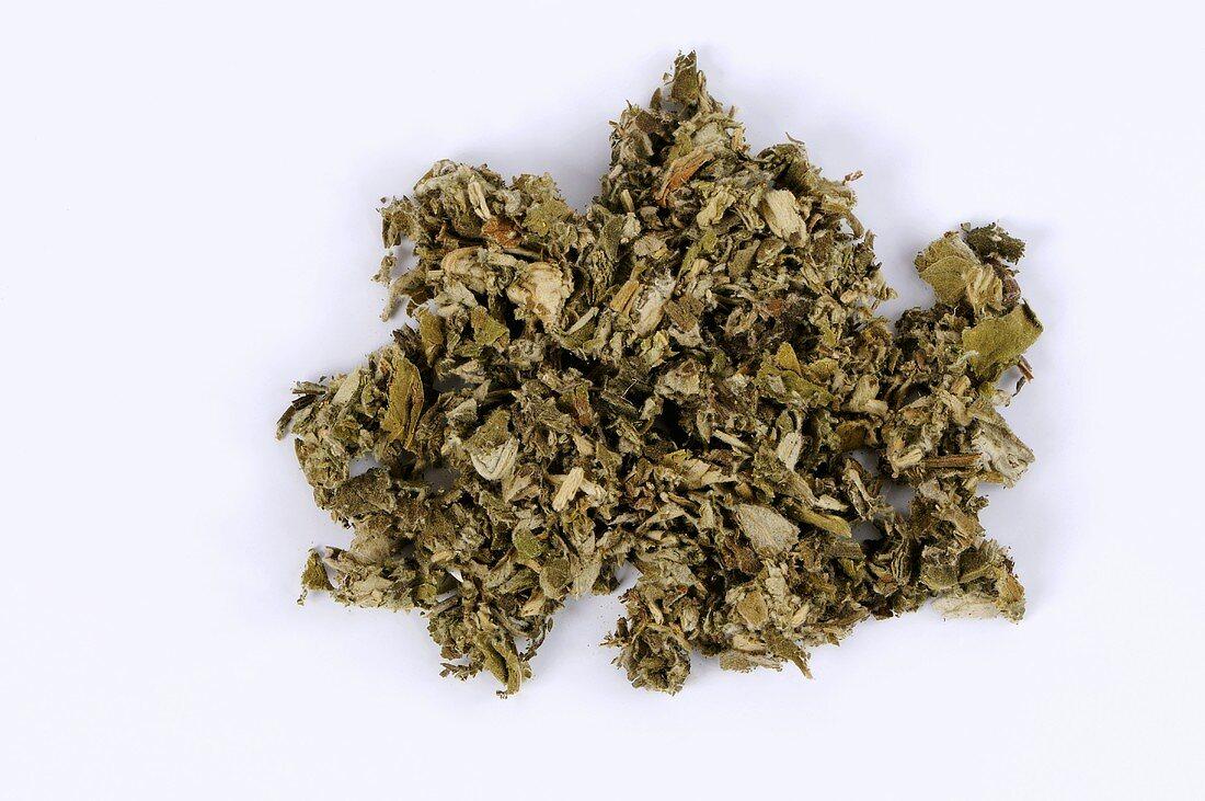 Getrocknetes Moxakraut (Artemisia Argyi)