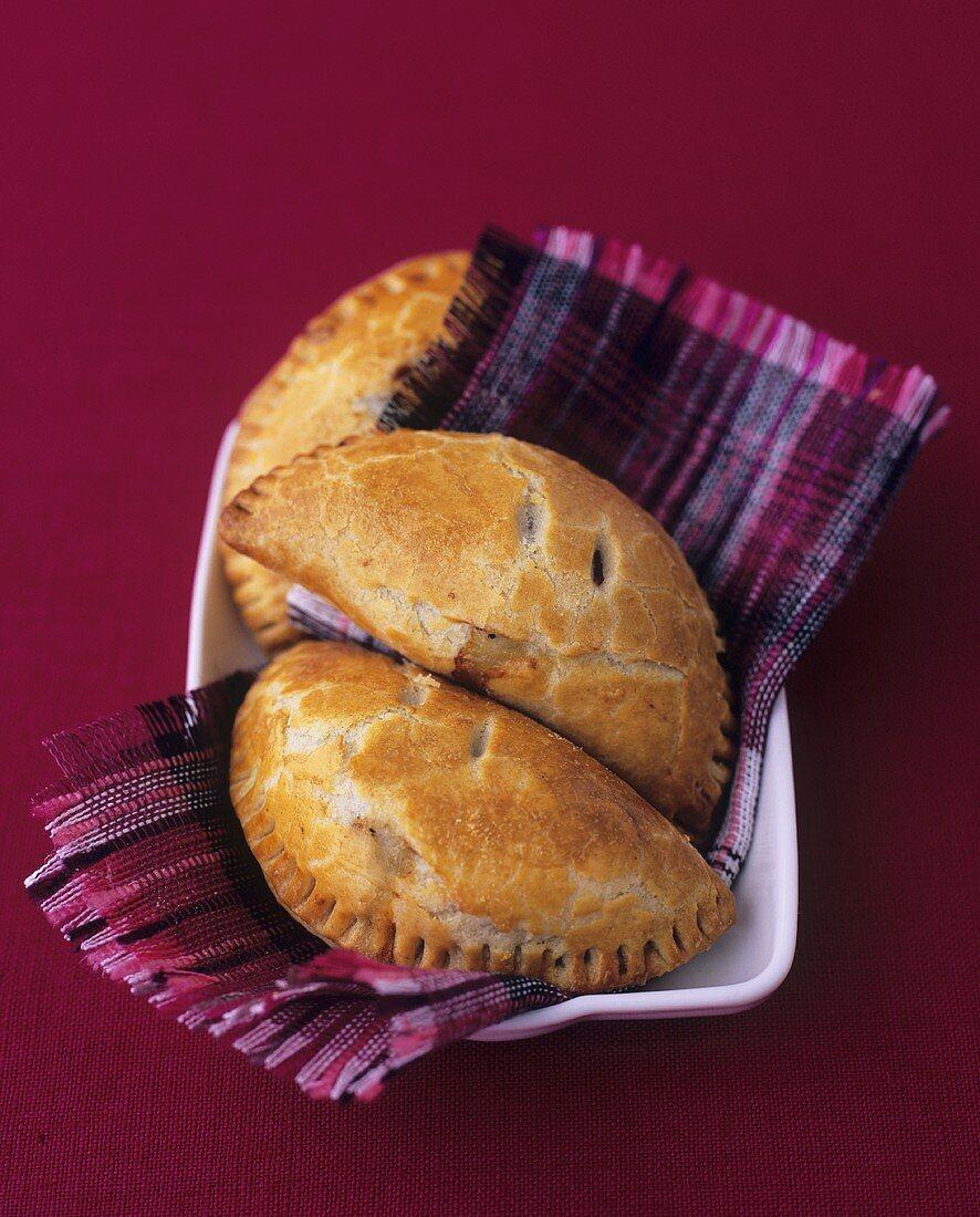 Bridies (Scottish pasties)