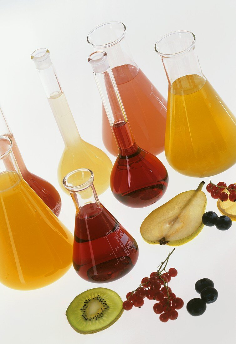 Fruit concentrates