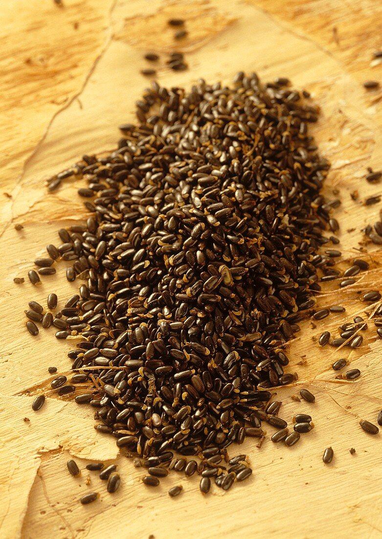 Wattle seeds, Australia