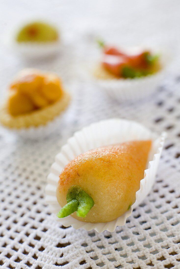Marzipan sweets (Southern Portugal)