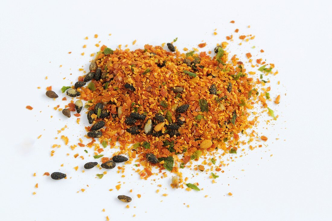Shichimi togarashi (Spice mixture, Japan)