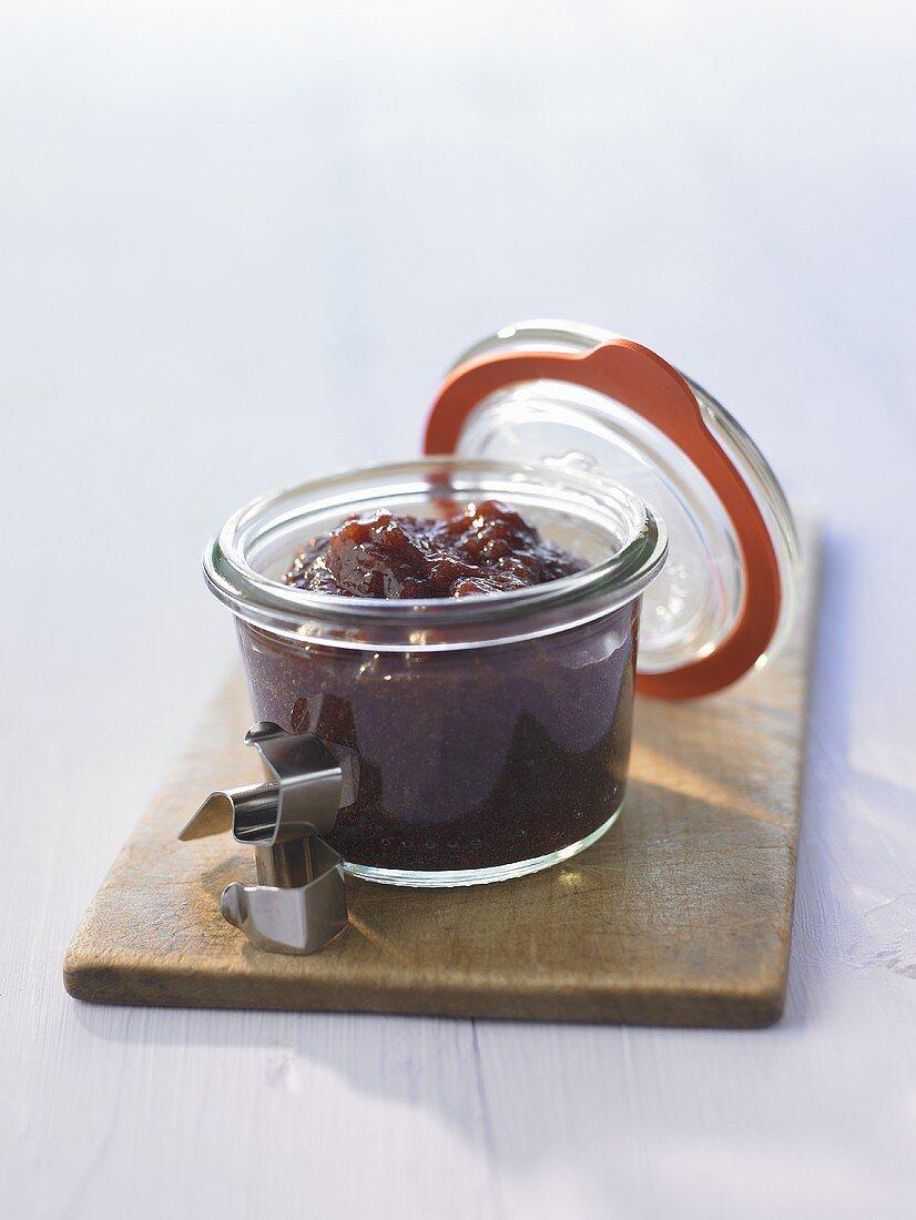 Acaibeeren-Marmelade