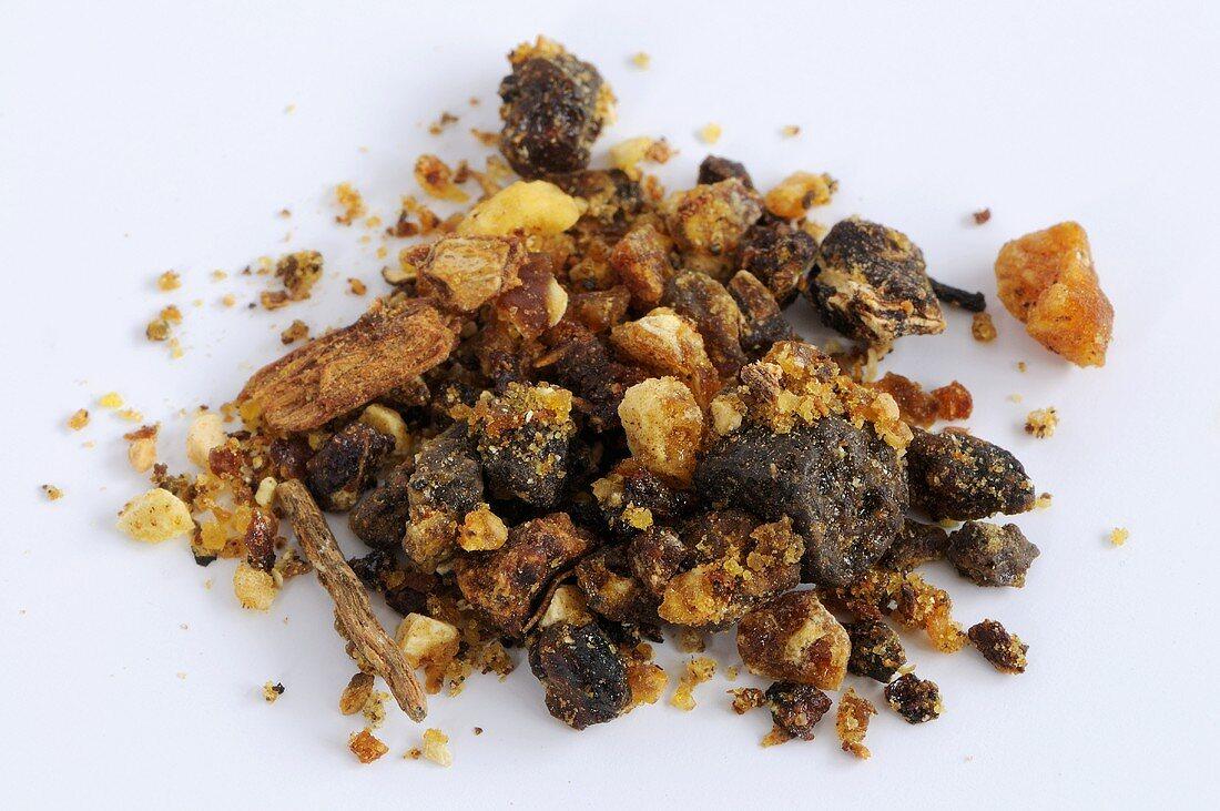 Bisobal myrrh (Commiphora erythraea, Opoponax)