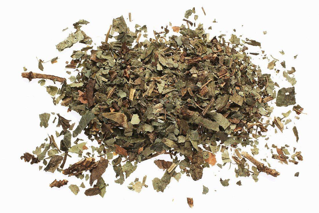 Dried asarabacca leaves (Asarum europaeum)