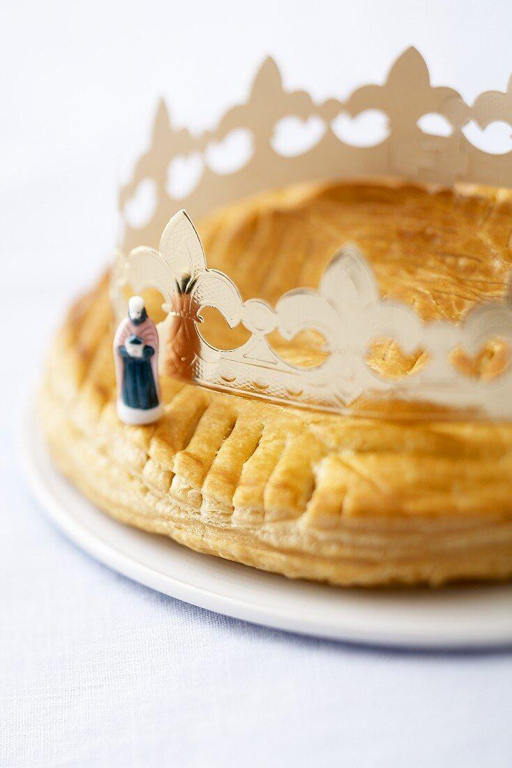 Galette des Rois (Epiphany cake, France)
