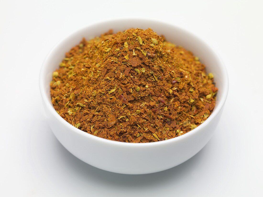 Seasoning mixture for pasta