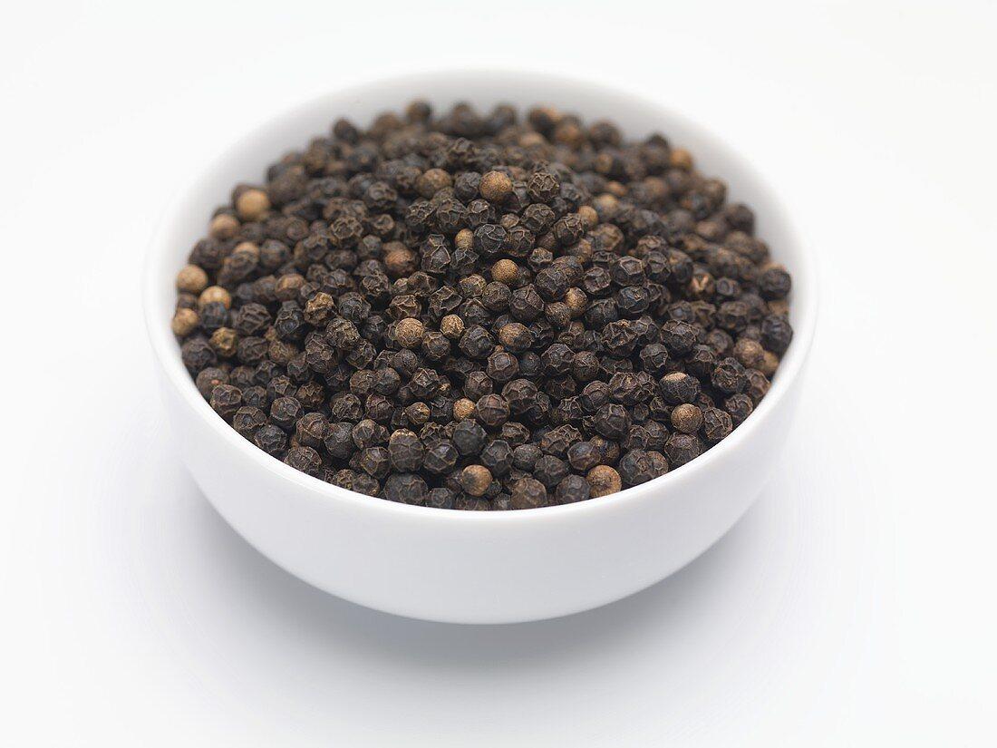 Black pepper (unground)