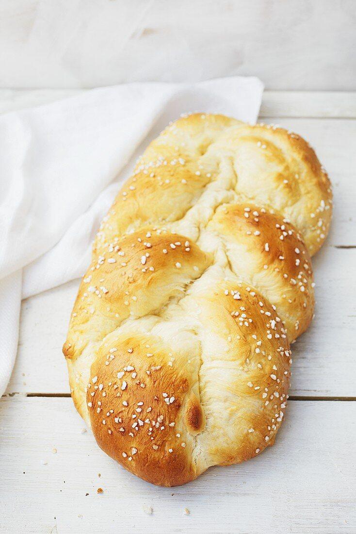 An Easter loaf