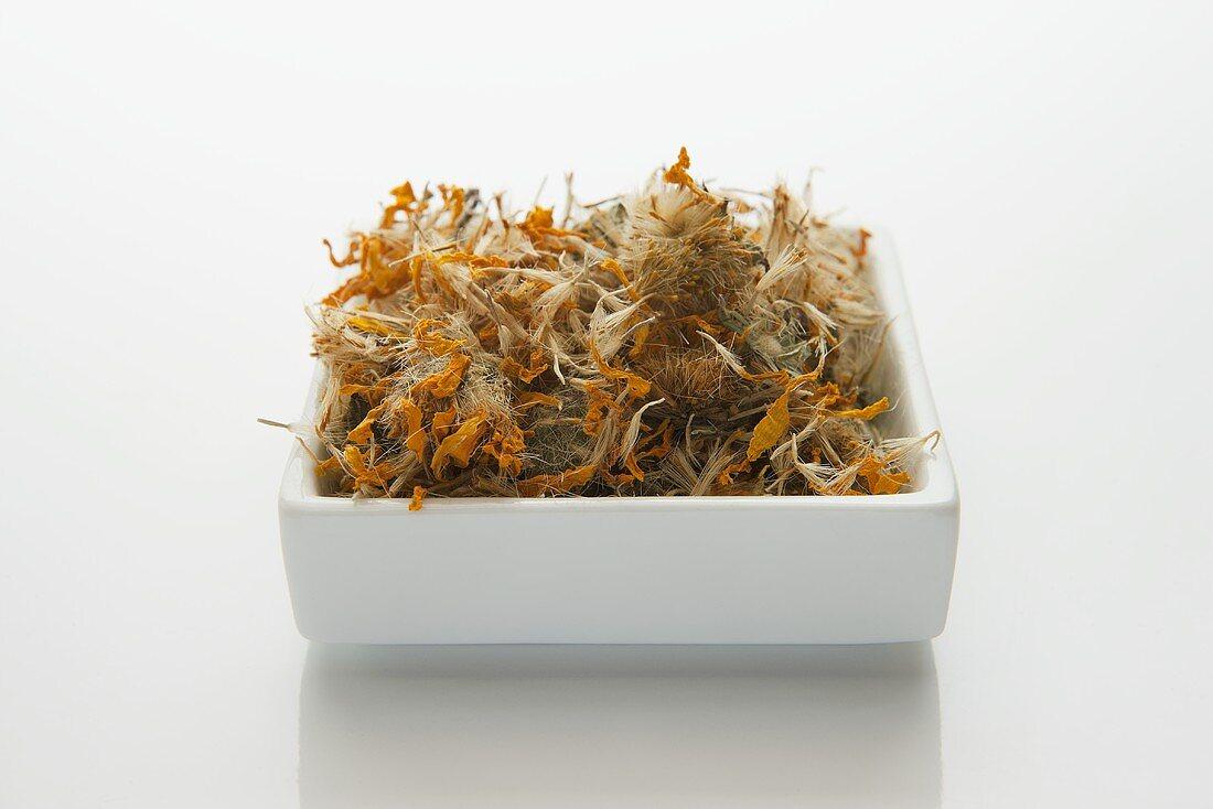 Dried arnica flowers (arnica montana L.)