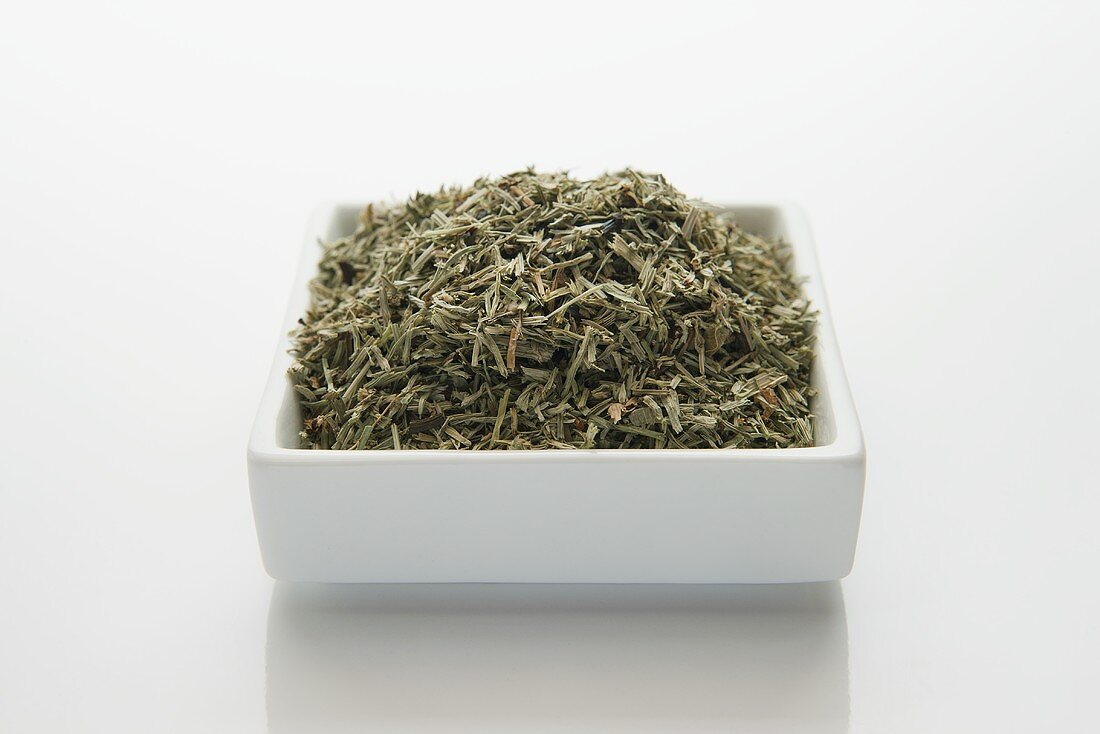 Zinnkraut/Schachtelhalmkraut (Equiseti herba)