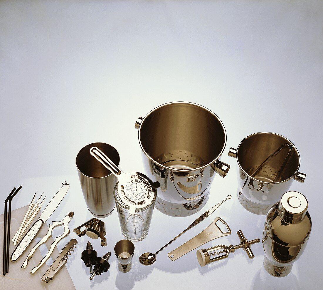 Basic Equipment for the House Bar
