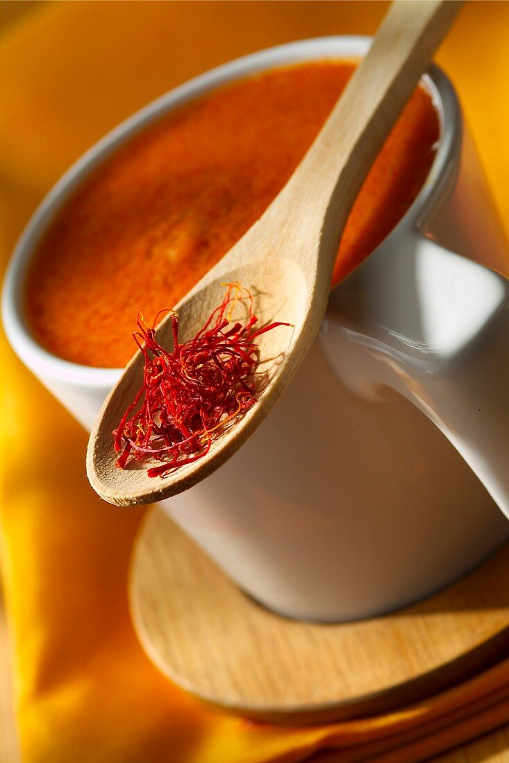 Rouille sauce (topic: Provence)