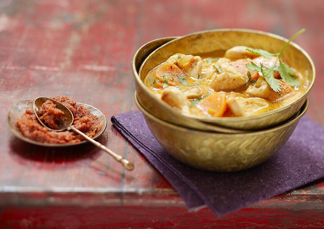 Bollywood soup