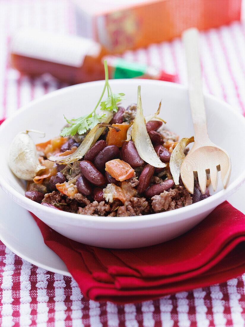 Diet Chili con carne
