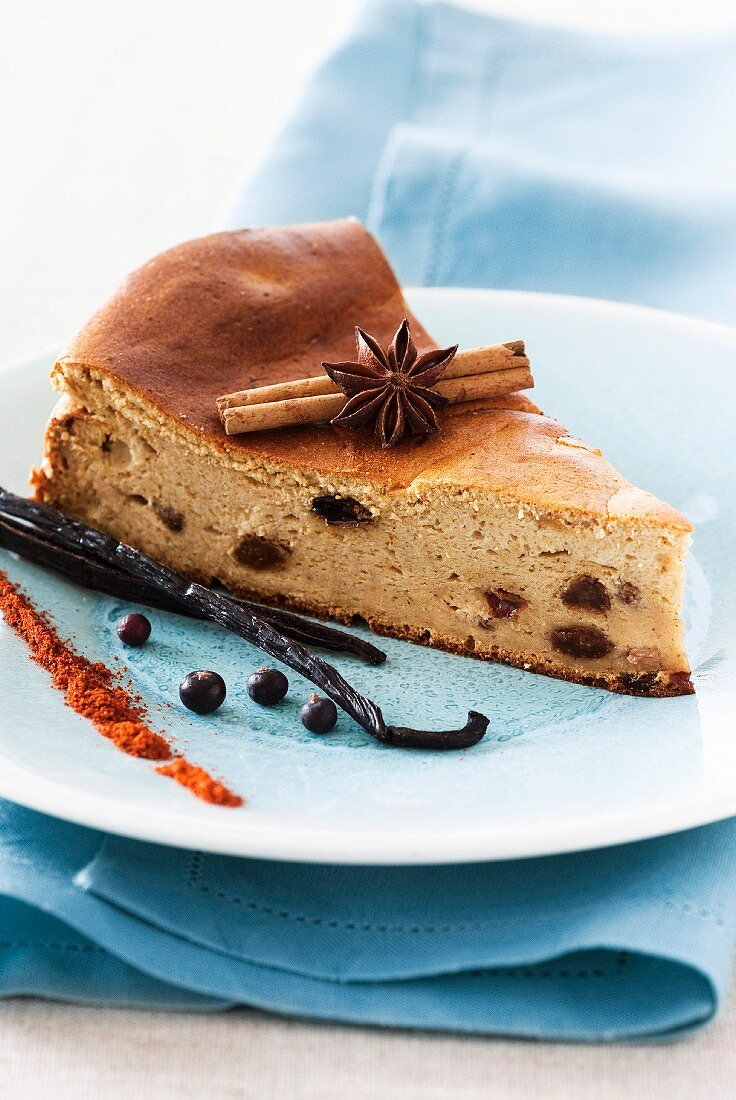 Spicy cake