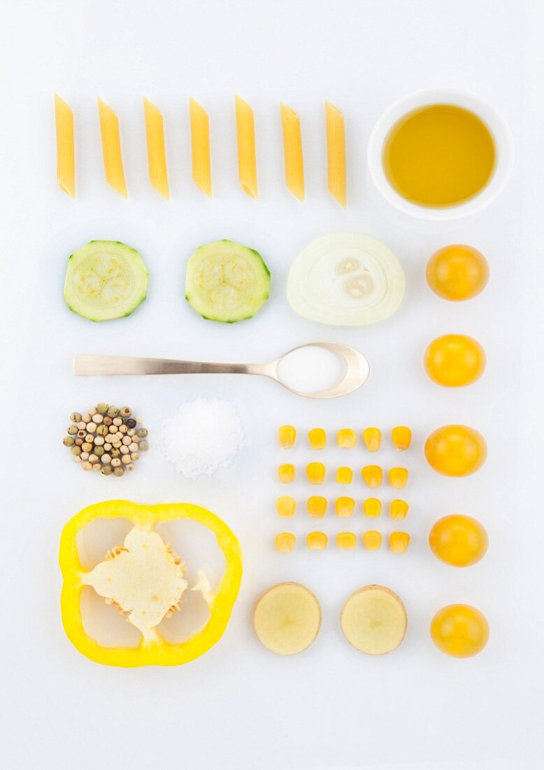 Yellow composition