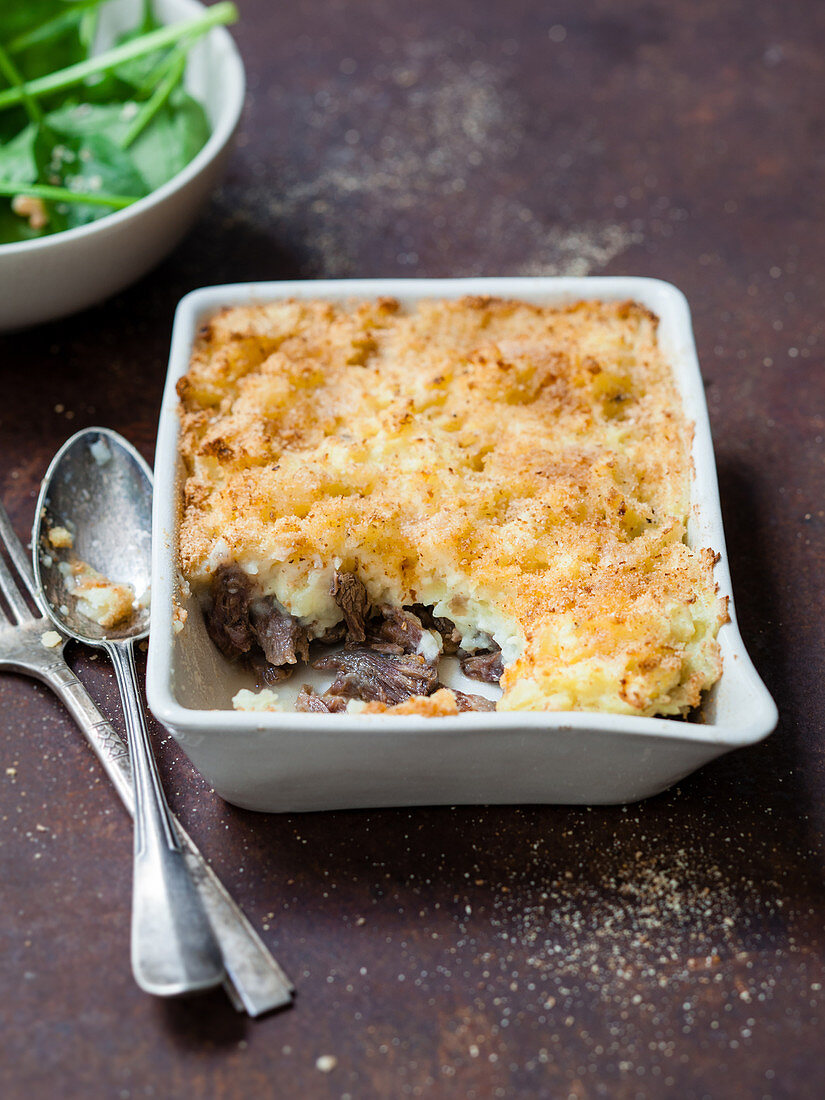 Parmentier of Oxtail