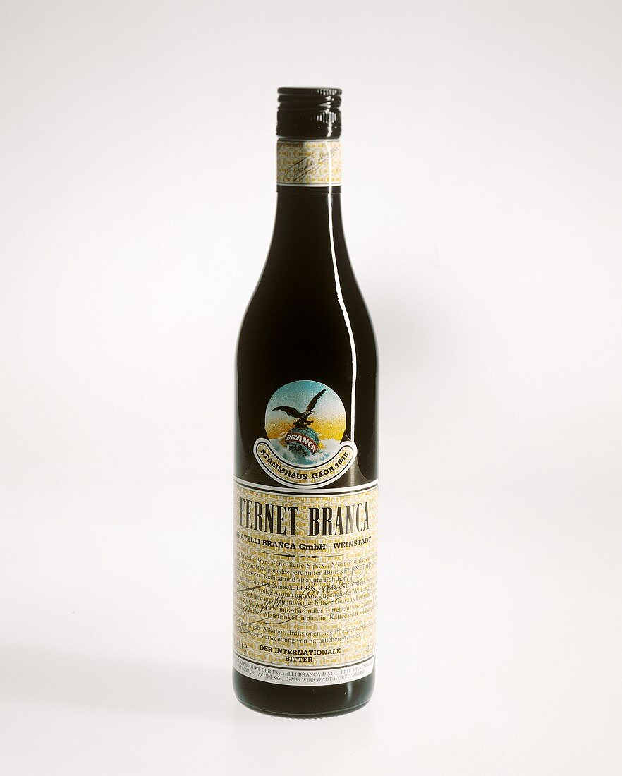 A Bottle of Fernet Branca