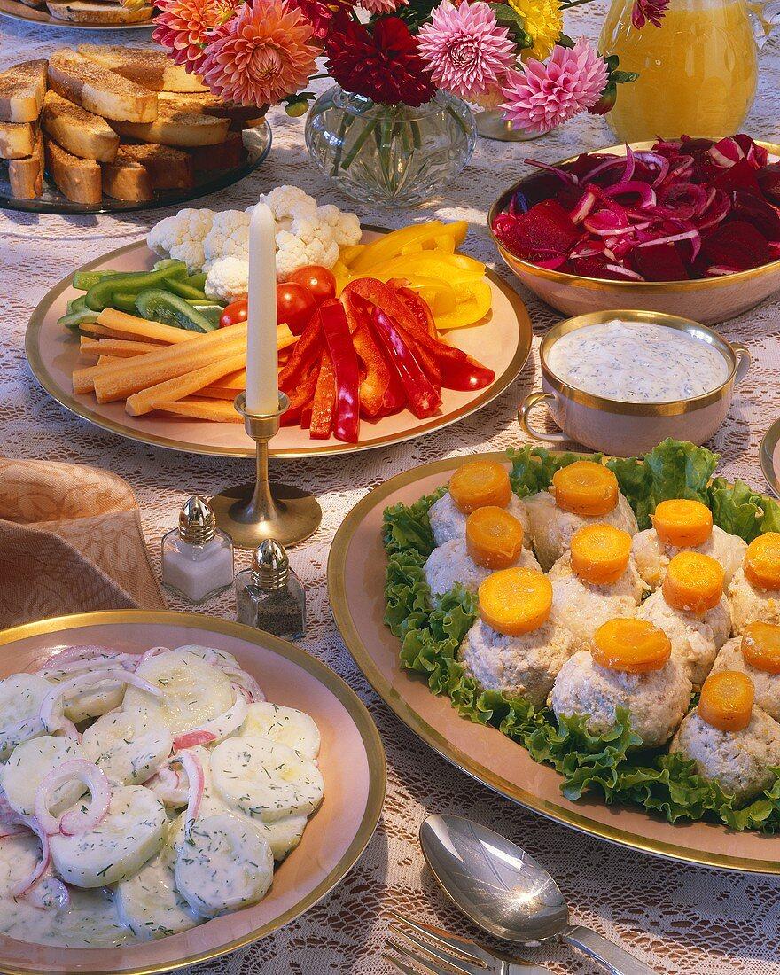 Jewish Buffet