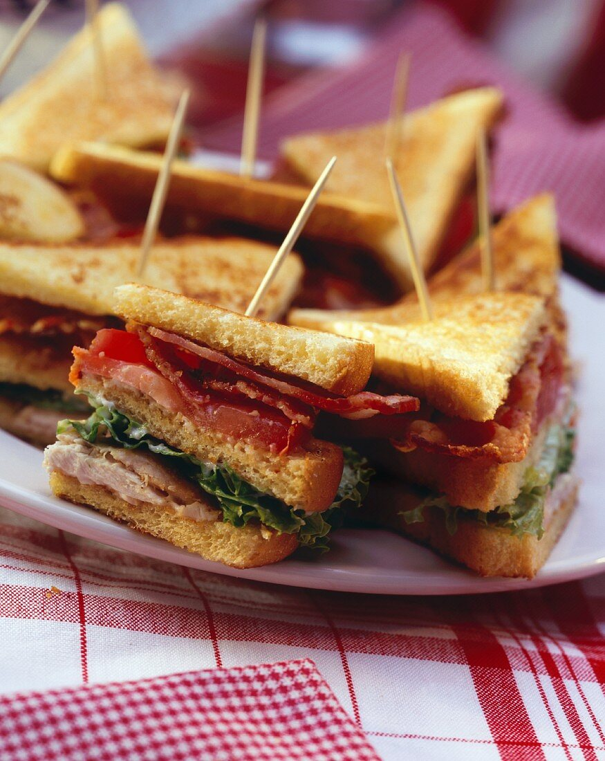 BLT's Made with Turkey