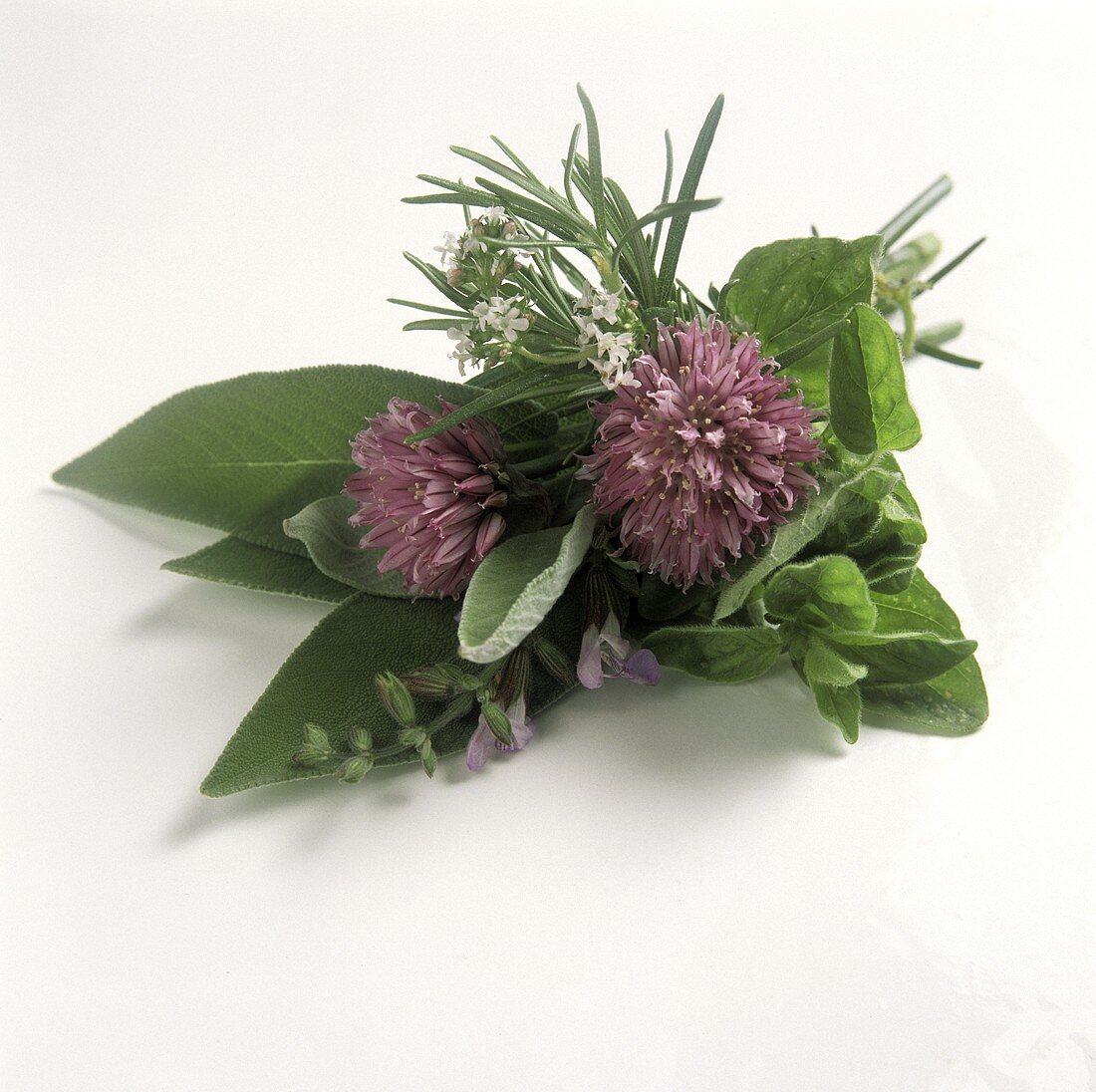 A Wildflower Bouquet