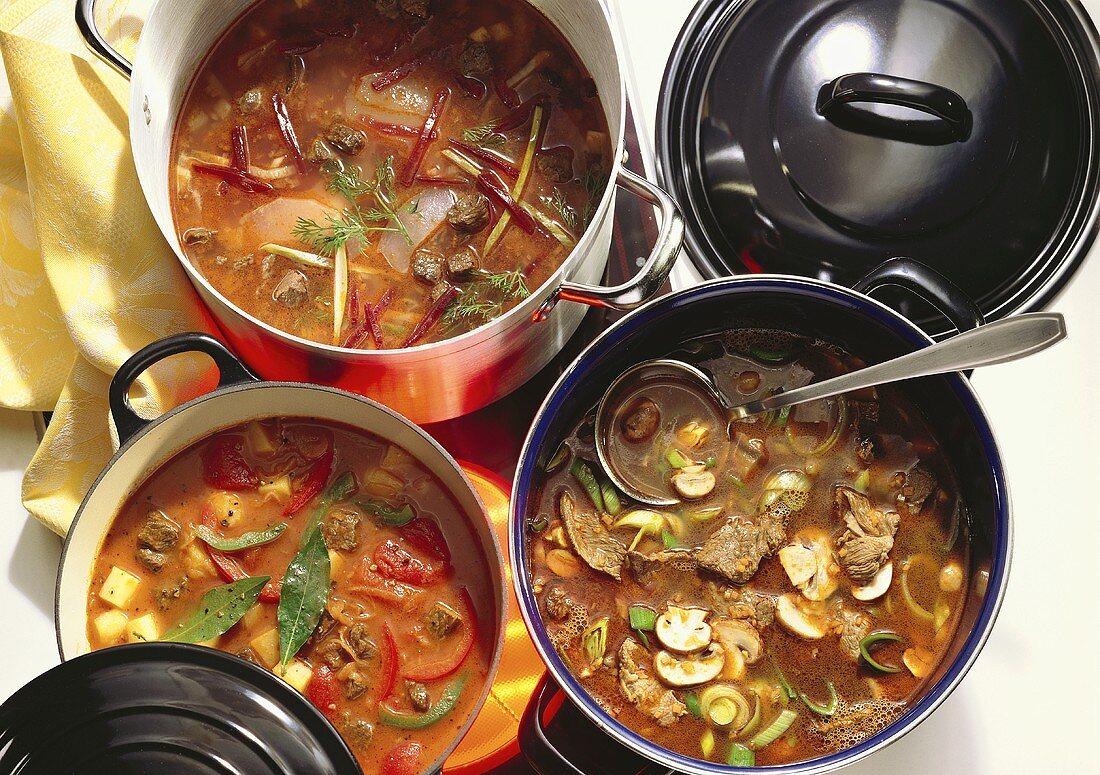 Spicy Goulash Soups